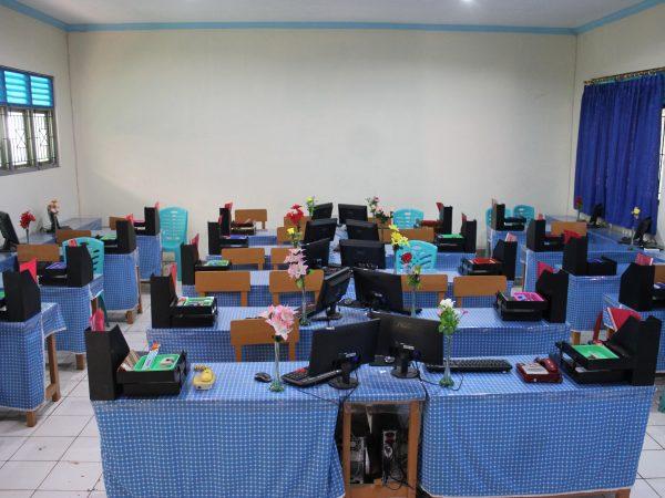 Lab. Komputer Administrasi Perkantoran