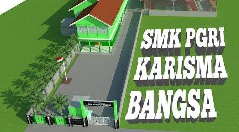 MASTER PLANE SMK PGRI KARISMA BANGSA